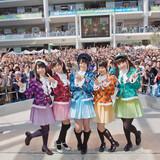 Rhodanthe*、ラゾーナ川崎でのニューシングル「夢色パレード/My Best Friends」発売記念イベントを開催