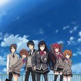 タカヒロ×田中ロミオ×松竜によるテレビアニメ「少女たちは荒野を目指す」、16年1月9日放送開始!