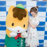 内田彩がコンセプトアルバム発売記念イベントを開催「ひとりのスタッフであることを実感」