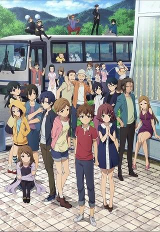 「迷家」に高橋伸也、阿部敦、Lynnら15名の出演が決定し、出演声優総勢26名に Webラジオも4月スタート