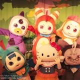 劇場用アニメ「ポッピンQ」とサンリオがタイアップ ポッピン族とキティがダンスを踊る