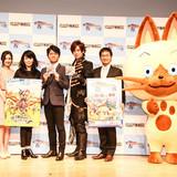 「モンスターハンターストーリーズ RIDE ON」10月放送開始 田村睦心、M・A・Oらが出演