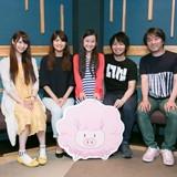 「甘々と稲妻」ブルーレイ&DVDの偶数巻にオーディオドラマ収録