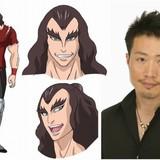 「タイガーマスクW」外国人レスラー役で竹本英史、内匠靖明、福山潤の出演が決定