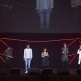 「亜人」イベントにキャスト陣とflumpoolが登場 TVシリーズ第2クールのメインテーマはクリープハイプが担当