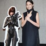 「GANTZ:O」英語吹き替え版が東京国際映画祭で一夜限りの上映!ヒロイン役は河北麻友子