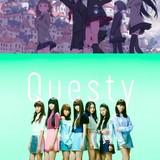 「ポッピンQ」主題歌は、EXGP×avexが送り出すガールズユニット「Questy」