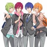 アニメ「MARGINAL#4」メインキャラクター4人の設定画が公開
