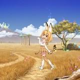 「ケロロ軍曹」の吉崎観音がコンセプトデザイン 「けものフレンズ」17年1月放送開始