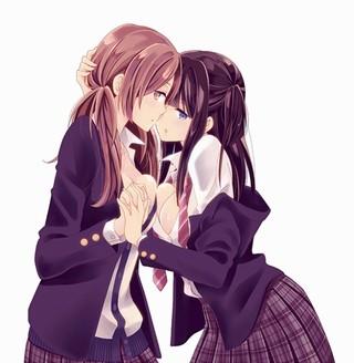 彼氏持ちの女子高生同士による秘密の関係を描く「捏造トラップ-NTR-」アニメ化決定