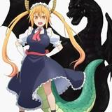 TVアニメ「小林さんちのメイドラゴン」に小野大輔、中村悠一が出演