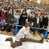 羽多野渉「You Only Live Once」リリース記念ライブでミニアルバム収録曲も披露
