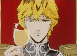 「銀河英雄伝説」劇中に登場するワイン「410年物の白」が発売 IGストアでは試飲即売会も開催