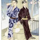 サイン会&トークショーに寄席、「昭和元禄落語心中展」が銀座三越で開催