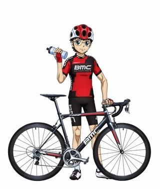 「弱虫ペダル」と世界的自転車メーカーのBMC、Cannondaleがコラボレーション