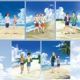 「キンプリ」新作映画の「ご当地ビーチシリーズユニット前売り券」全5種類が発売