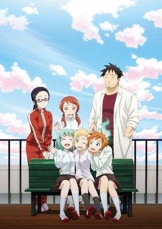 「亜人ちゃんは語りたい」正月特番で雨宮天、津田健次郎、花江夏樹の出演が明らかに