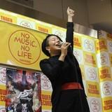 「ペルソナ5」OST発売記念リリースでボーカリスト・Lynが主題歌ほか3曲熱唱!