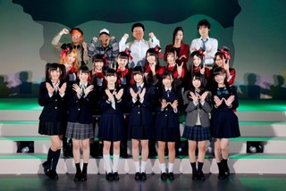 「Wake Up, Girls!」の7人が舞台に挑戦 「Wake Up, Girls! 青葉の記録」開演