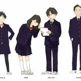 岸誠二監督のオリジナルTVアニメ「月がきれい」4月放送開始!