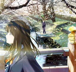 TVアニメ「月がきれい」ティザービジュアル公開 公式ホームページ&公式twitterもオープン