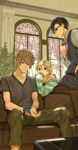 美少年3人との甘い日々を描く「Room Mate」に前野智昭、花江夏樹、鳥海浩輔が出演決定