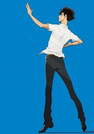 社交ダンスアニメ「ボールルームへようこそ」主演に土屋神葉が抜てき 佐倉綾音、岡本信彦、森川智之も出演