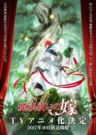 「魔法使いの嫁」TVアニメ化!10月から2クール放送