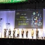 TVアニメ「将国のアルタイル」に小林ゆう&桜井孝宏の出演が決定 AJ2017では画伯参加のお絵描き対決も展開