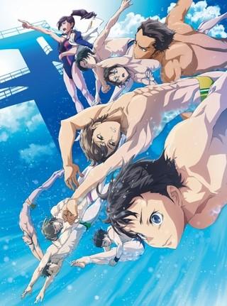 アニメ「DIVE!!」7月6日スタート!櫻井孝宏、中村悠一、内山昂輝、杉田智和ら出演決定