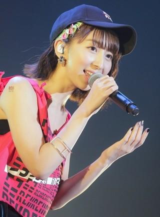 飯田里穂、日本列島縦断ライブハウスツアーを7月から開催!