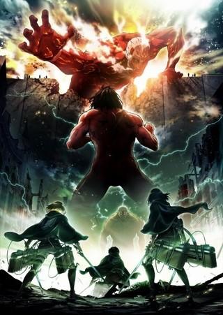 進撃の巨人 Season 2