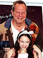 11歳の少女に入れ込むテリー・ギリアム監督が来日