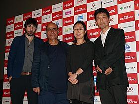 東京フィルメックスは11月27日まで開催