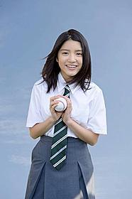 がんと闘う野球部マネージャーを演じる川島海荷