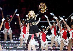 1億1400万人が見たマドンナのハーフタイムショー
