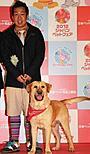 松本秀樹、第1回ペットアワード受賞は「まさお、だいすけのおかげ」