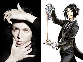 俳優復帰を果たす水嶋ヒロと演じる悪魔の執事セバスチャン「黒執事」