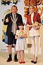 鶴瓶&愛菜ちゃん「怪盗グルー」で3年ぶり再タッグ!中島美嘉が恋人役で声優初挑戦
