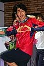 世界のTAKAHIRO、クリィミーマミで踊る!アニソンエクササイズ考案