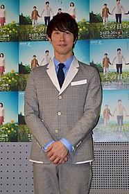 NHKドラマに主演する佐々木蔵之介