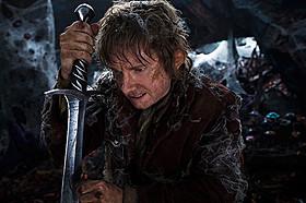 初登場首位を飾った「ホビット 竜に奪われた王国」「魔女の宅急便」