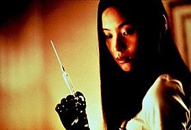 日本作品で唯一ランクインした 三池崇史監督作「AUDITION オーディション」