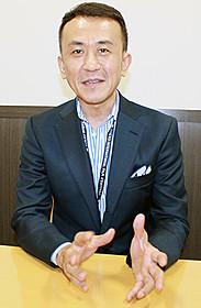 矢田部吉彦プログラミングディレクター「顔」