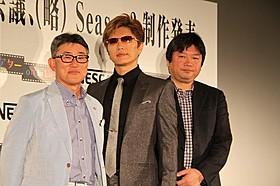 ネスレ日本・高岡浩三CEO、GACKT、本広克行監督