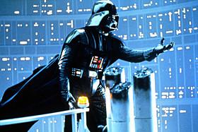 「スター・ウォーズ 帝国の逆襲」の一場面