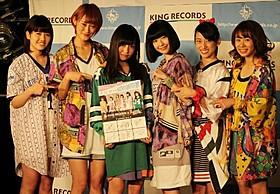 ヒップホップアイドルグループ「lyrical school(リリスク)」