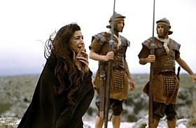 モニカ・ベルッチがマグダラのマリアを演じた「パッション」