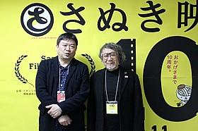 大林宣彦監督と本広克行監督「野のなななのか」