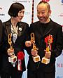 桃井かおり、悲願の毎日映画コンクール・田中絹代賞「明日事故に遭っても未練ない」
